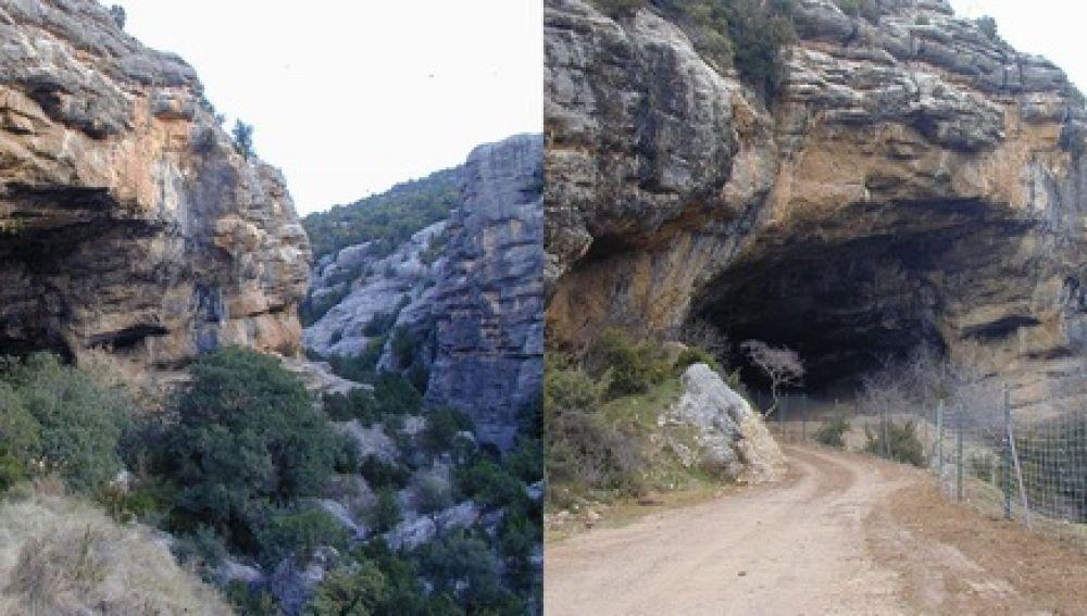El yacimiento arqueológico de Chaves antes y después de la intervención del empresario
