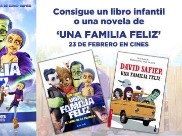 Concurso 'Una familia feliz'