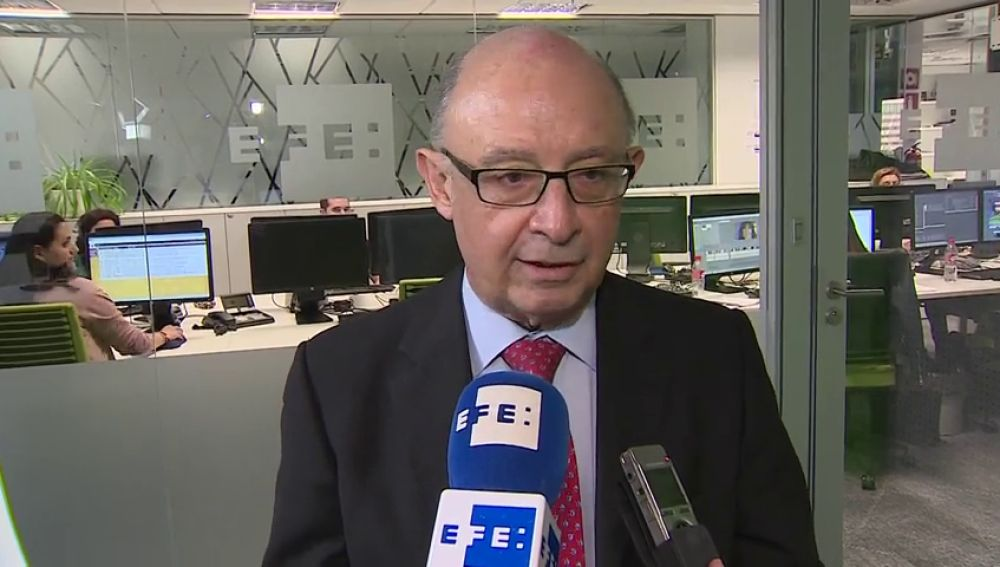 Montoro afirma que el Gobierno aprobará los Presupuestos Generales del Estado antes de Semana Santa