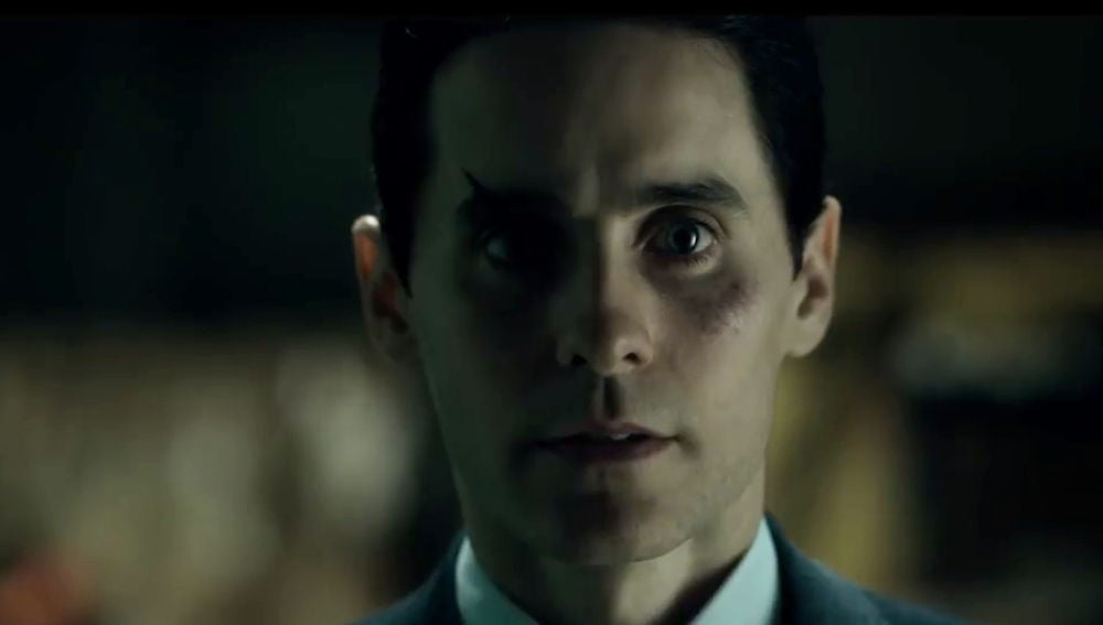 Jared Leto en 'Outsider'