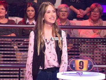 Una animada Shakira se cuela en'¡Ahora Caigo!'