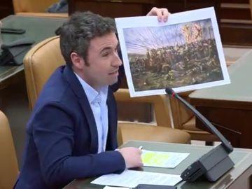 El diputado malagueño por Ciudadanos, Guillermo Díaz