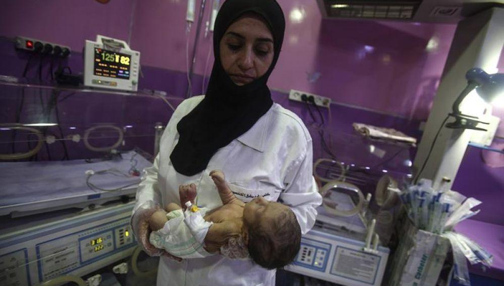 muertes elevadas de recién nacidos