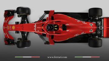 Resultado de imagen de Monoplaza de F1 visto desde arriba