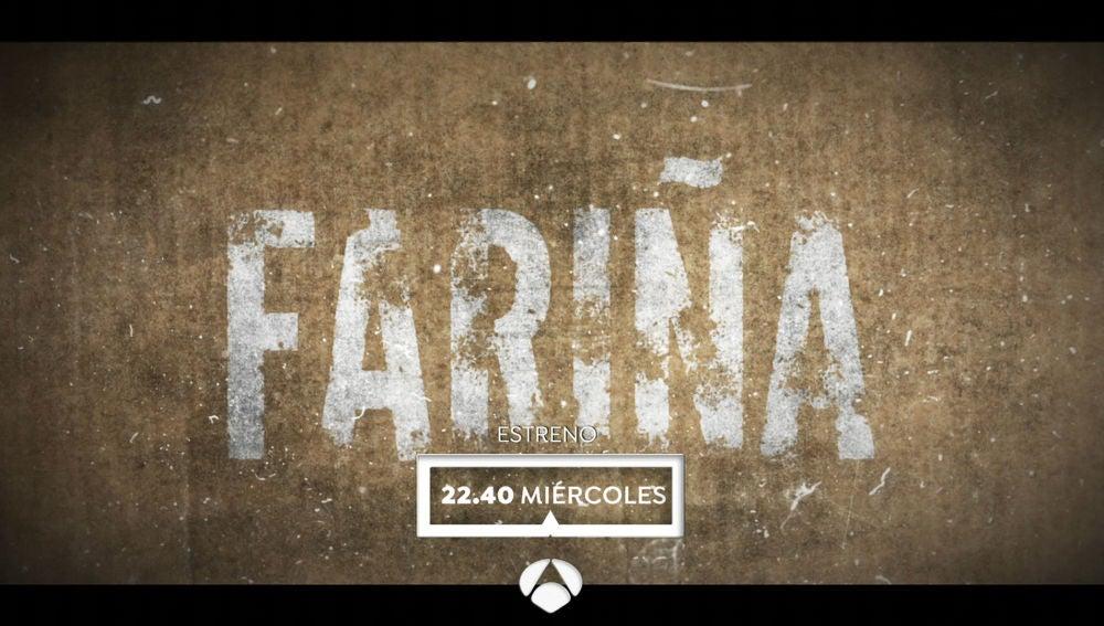 El miércoles en Antena 3, una noche con la premiere especial de 'Fariña'