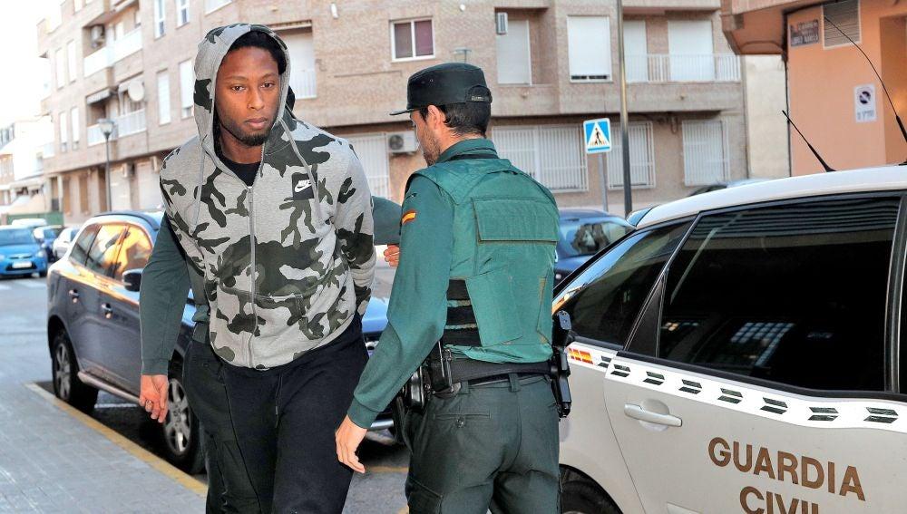 La jueza rechaza el recurso de Semedo y mantiene al futbolista del Villarreal CF en prisión