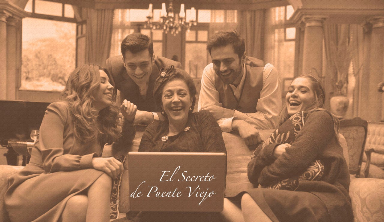 'El Secreto de Puente Viejo' celebra su 7º aniversario como la serie diaria más vista de España
