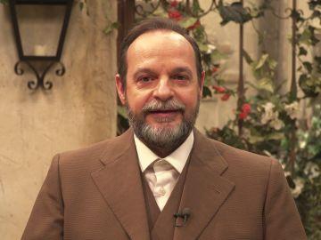 La felicitación de Ramón Ibarra por el séptimo aniversario de 'El secreto de Puente Viejo'