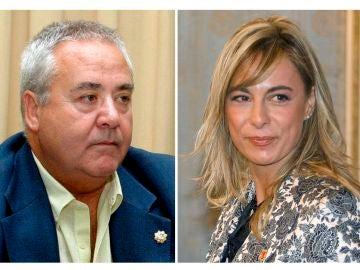 Luis Díaz Alperi y Sonia Castedo