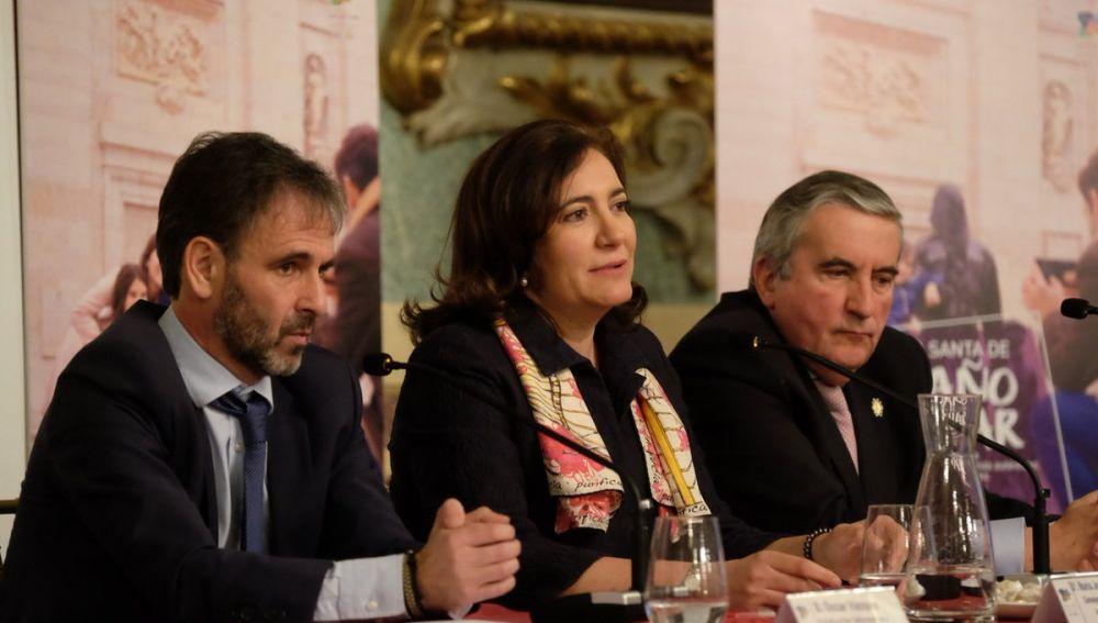 Presentación de la Semana Santa de Castilla y León en Madrid