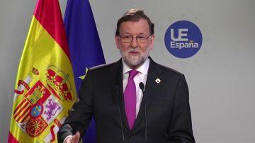 """Rajoy pide a los partidos """"que no digan que se suban las pensiones porque si no hay dinero tomaremos el pelo a la gente"""""""