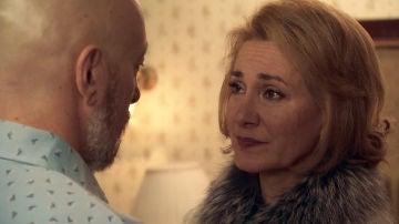 Matilde frena su relación con Julián Azevedo
