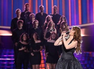 Diana Navarro hace vibrar de emoción con 'Anytime you need a friend' de Mariah Carey en 'Tu cara me suena'