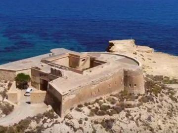 Castillo a la venta en Almería