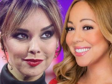 La sorprendente razón por la que Mariah Carey hizo la cobra a Chenoa
