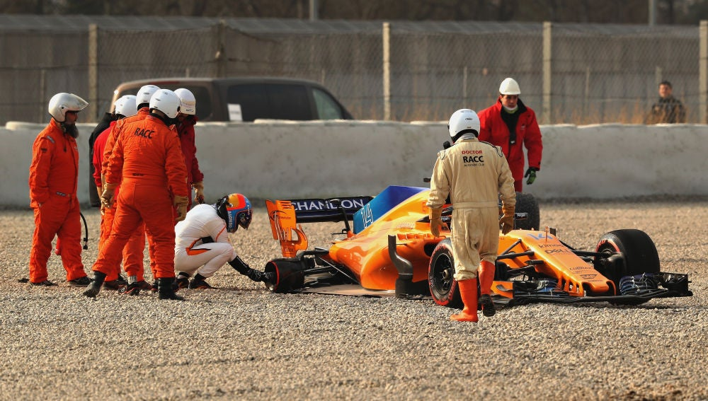 Circuito Fernando Alonso Accidente : Fallece un niño en un accidente en el circuito de fernando alonso