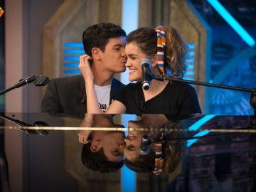 Amaia y Alfred vuelven a enamorar con su mítico 'City of Stars' en 'El Hormiguero 3.0'