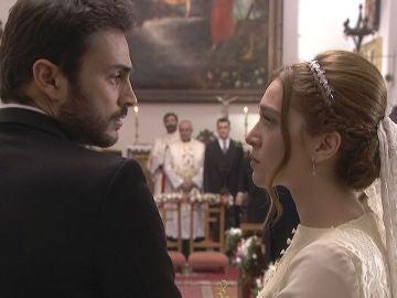 Julieta rechaza la propuesta de Saúl para cambiar su vida