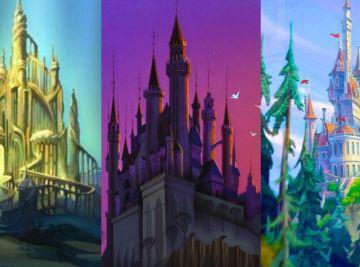 Castillos Disney por doquier