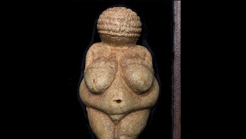 ANTENA 3 TV   Facebook censura una imagen de la \'Venus de Willendorf ...
