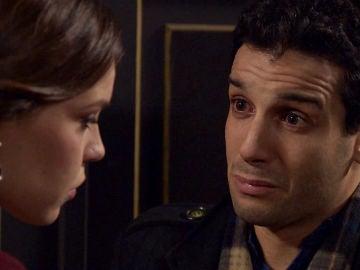 """Ignacio le declara su amor a María: """"Te quiero como nunca he querido a nadie en mi vida"""""""