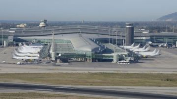 Vista de la Terminal 1 de El Prat. / Foto: AENA_643x397
