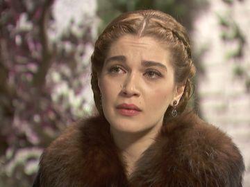 Julieta confiesa algo importante sobre su noche de bodas