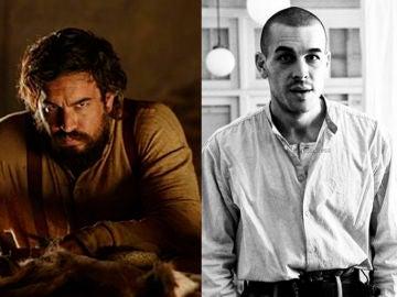 Mario Casas en 'Bajo la piel de lobo' y 'El fotógrafo de Mauthausen'
