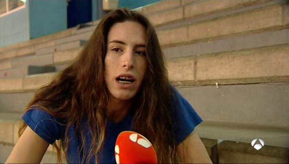 Omy Perdomo, la primera española transgénero que debuta en la máxima categoría de voleibol