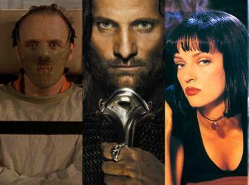 Películas de los Oscar de todos los tiempos