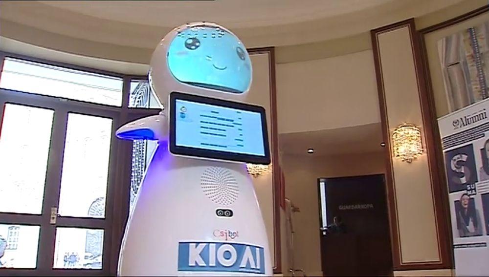 'SNOW', el robot que detecta el acoso escolar
