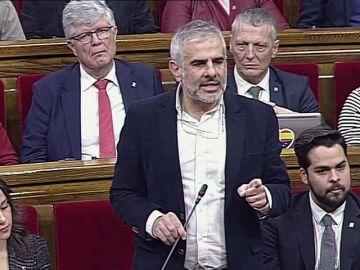 """Ciudadanos acusa Torrent de """"prevaricar"""" al desestimar sus reconsideraciones"""