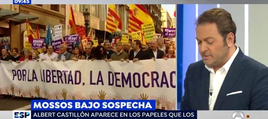 Antena 3 tv los mossos espiaron al periodista de espejo for Ver espejo publico hoy