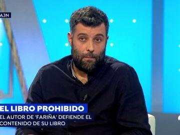 """Nacho Carretero, sorprendido por el secuestro de 'Fariña': """"Todo lo que cuenta es indudablemente verdad"""""""
