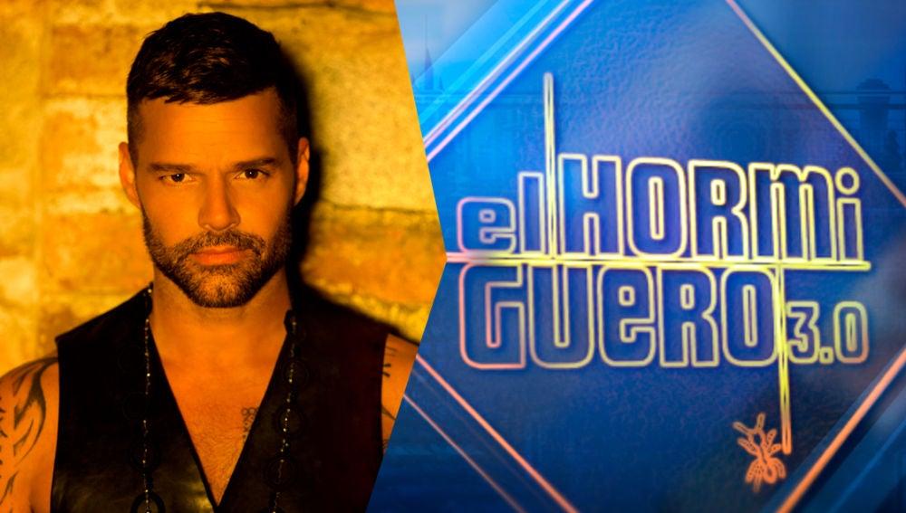 El jueves bailaremos al ritmo de Ricky Martin en 'El Hormiguero 3.0'