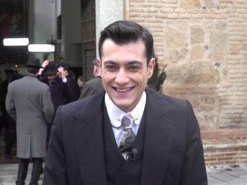 """Prudencio en día de la boda: """"Mi objetivo es formar familia con Julieta"""""""