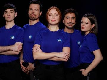 Atresmedia amplía la temporada de 'Cuerpo de élite' tras su éxito de audiencia