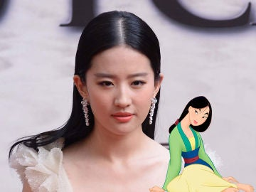 Liu Yifei, la nueva Mulán