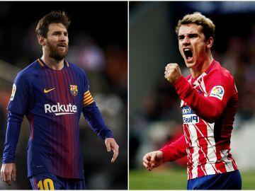 Barça y Atlético se juegan la Liga en el Camp Nou