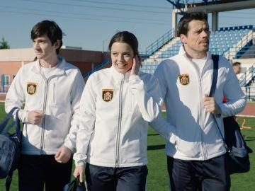 El 'Cuerpo de Élite' se infiltra como masajistas de la Selección Española de Fútbol