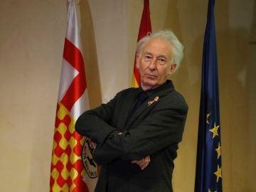 """El dramaturgo y """"presidente de Tabarnia en el exilio"""", Albert Boadella"""