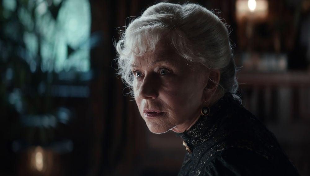 Helen Mirren en 'Winchester'