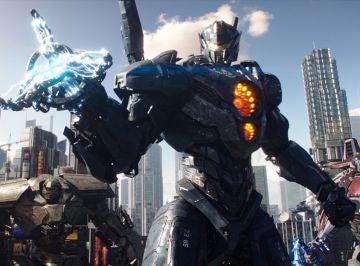 Los Jaegers de 'Pacific Rim: Insurrección'