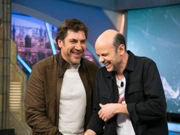 Jandro realiza en 'El Hormiguero 3.0' el truco de magia que le haría a Pablo Escobar