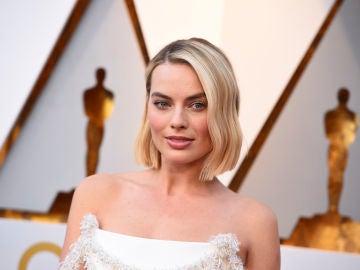 Margot Robbie en los Oscar 2018