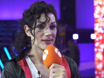 """Fran Dieli resume su paso por 'Tu cara me suena': """"Emocionante, divertido y con calidad"""""""