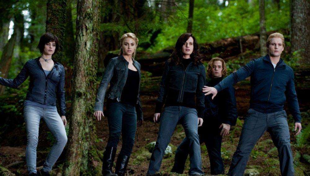 La familia Cullen en 'Eclipse'