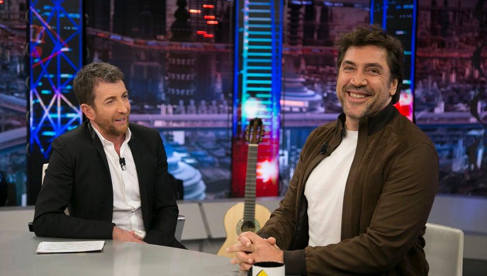 """Javier Bardem: """"En 'Loving Pablo' el viaje más heavy lo hace Penélope Cruz"""""""