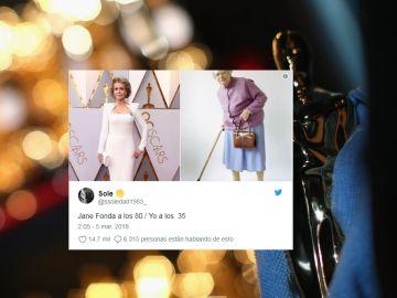 Tuits Oscars 2018