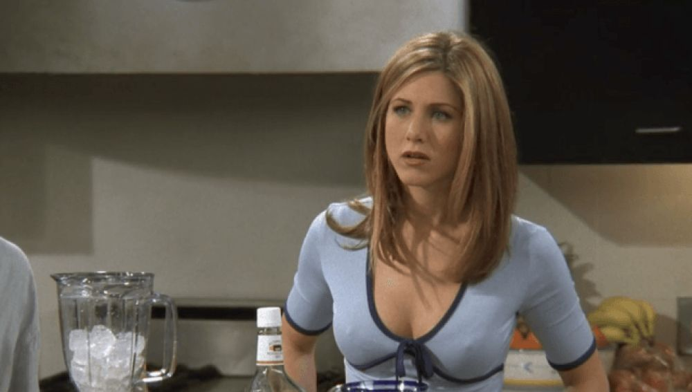 Jennifer Aniston en 'Friends'